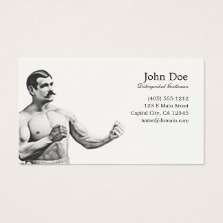 John L. Sullivan Business Card