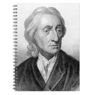 John Locke Notebook