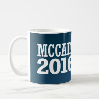 John McCain 2016 Coffee Mug