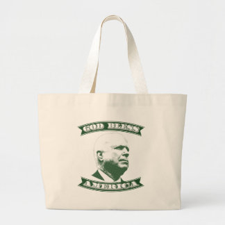 John McCain Large Tote Bag