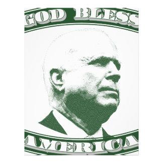 John McCain Letterhead