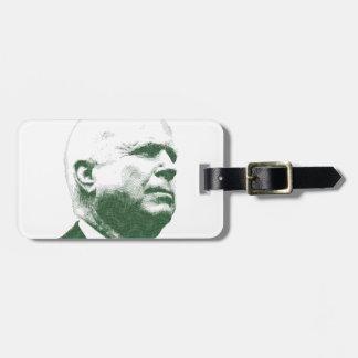 John McCain Luggage Tag