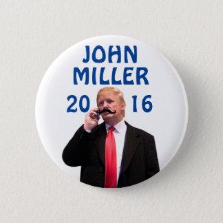 John Miller 2016 2 Inch Round Button