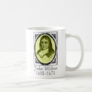 John Milton Coffee Mug