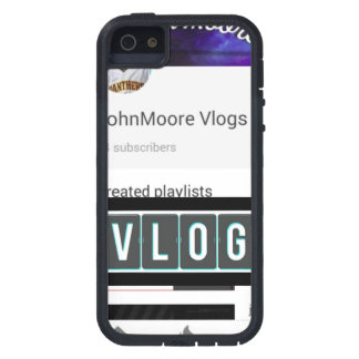 John Moore vlogs iPhone 5/5s case