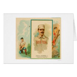 John Morrell Rare Baseball 1888 Card