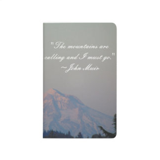 John Muir Quote Journal