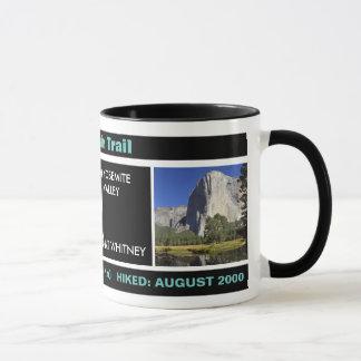 John Muir Trail Design, With Your Date & Photos: Mug