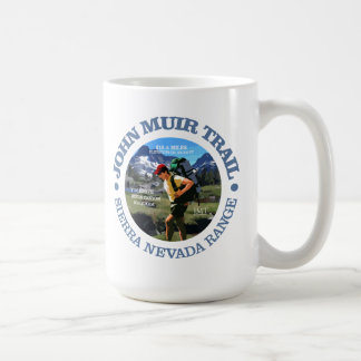 John Muir Trail (Hiker C) Coffee Mug