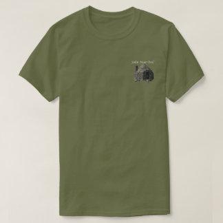 John Muir Trail. Muir Hut pocket T-Shirt