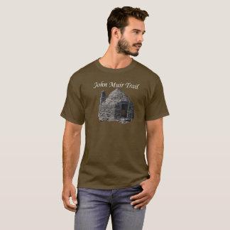 John Muir Trail. Muir Hut. T-Shirt