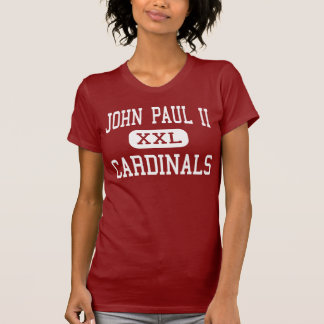 John Paul II - Cardinals - High - Plano Texas T-Shirt