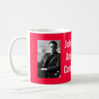 John Reed American communist 1920 Coffee Mug