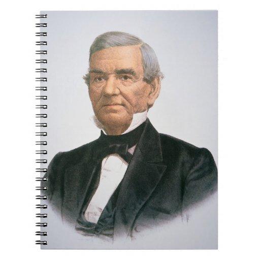 John Ross (1790-1866) (litho de couleur) Carnet