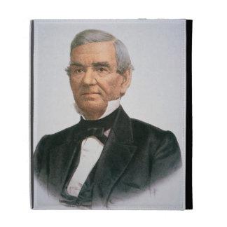 John Ross (1790-1866) (litho de couleur) Étui iPad Folio