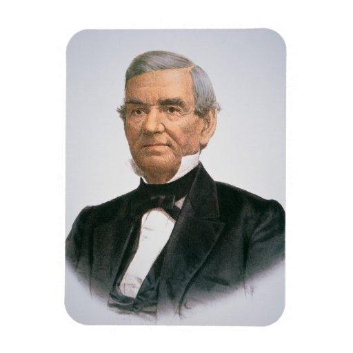 John Ross (1790-1866) (litho de couleur) Magnet Souple