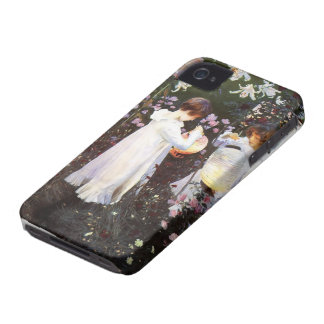 John Sargent: Carnation, Lily, Rose Case-Mate iPhone 4 Case
