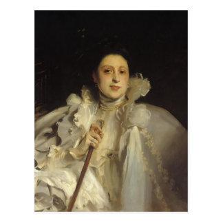 John Sargent- Countess Laura Spinola del-Castillo Postcard