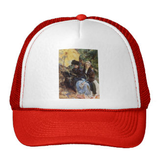 John Sargent-Miss Wedewood,Miss Sargent Sketching Trucker Hat