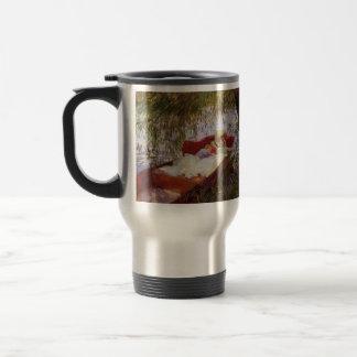 John Sargent- Two Women Asleep in a Punt Coffee Mugs