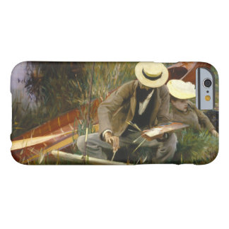 John Singer Sargent - An Out-of-Doors Study Barely There iPhone 6 Case