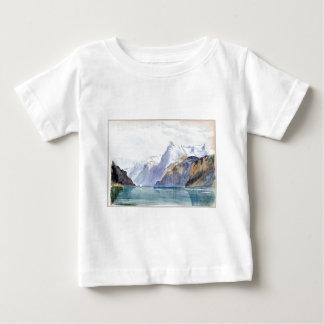 John Singer Sargent Bay of Uri, Brunnen Baby T-Shirt
