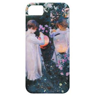 John Singer Sargent Carnation Lily Lily Rose iPhone 5 Covers