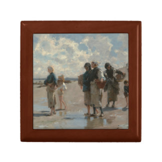 John Singer Sargent - Fishing for Oysters Gift Box