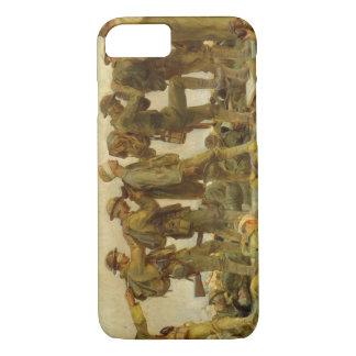 John Singer Sargent - Gassed iPhone 7 Case