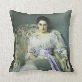 John Singer Sargent Lady Agnew Pillow