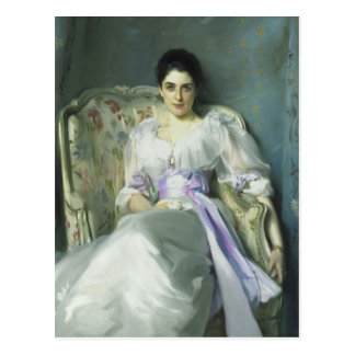John Singer Sargent Lady Agnew Postcard