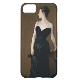 John Singer Sargent Madame X iPhone Case iPhone 5C Cases