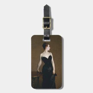 John Singer Sargent Madame X Luggage Tag