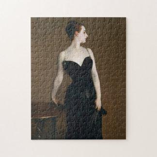 John Singer Sargent Madame X Puzzle