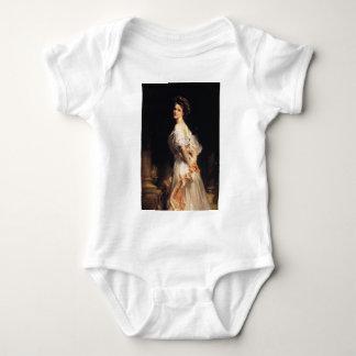 John Singer Sargent - Nancy Astor Baby Bodysuit