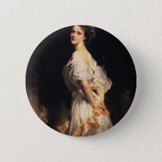 John Singer Sargent - Nancy Astor - Fine Art 2 Inch Round Button