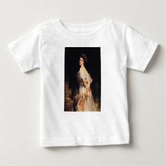 John Singer Sargent - Nancy Astor - Fine Art Baby T-Shirt