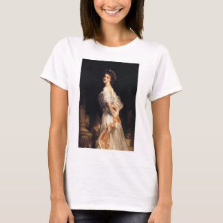 John Singer Sargent - Nancy Astor - Fine Art T-Shirt