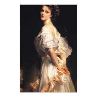 John Singer Sargent - Nancy Astor Stationery