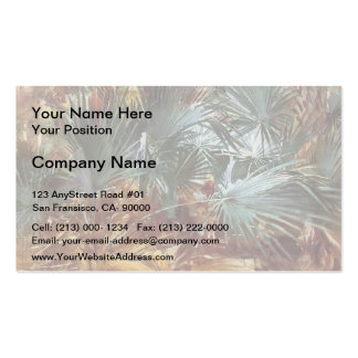 John Singer Sargent: Palmettos Business Card