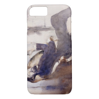 John Singer Sargent -Portrait of Paul-Cesar Helleu iPhone 7 Case