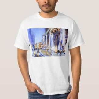 John Singer Sargent Rio dell'Angelo Venice T-shirt