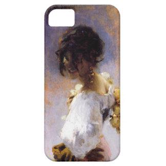 John Singer Sargent Rosina iPhone Case iPhone 5 Case