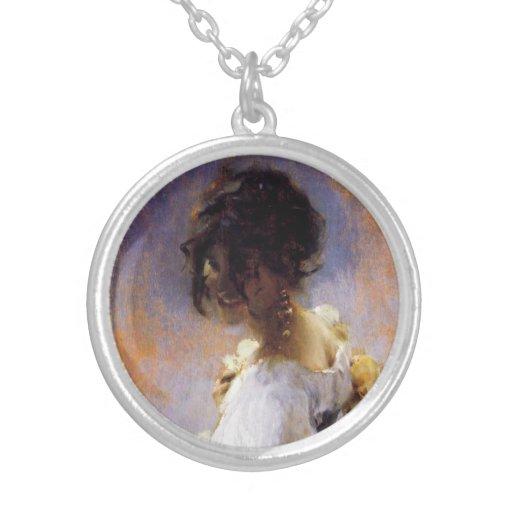 John Singer Sargent Rosina Necklace