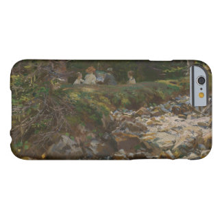John Singer Sargent - The Master and His Pupils Barely There iPhone 6 Case