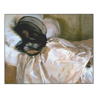 John Singer Sargent - The Mosquito Net