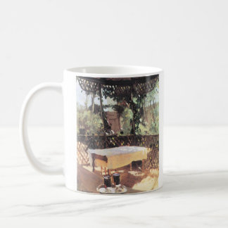John Singer Sargent - Two wine glasses Coffee Mug