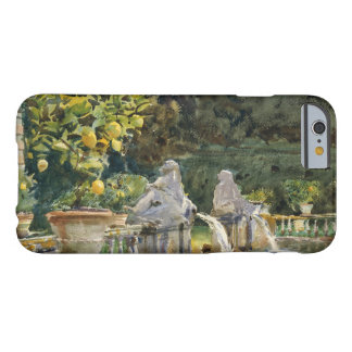 John Singer Sargent - Villa di Marlia, Lucca Barely There iPhone 6 Case