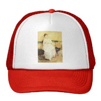 John Singer Sargent- Violet Sargent Mesh Hats