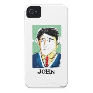 John Sketch iPhone 4 Case-Mate Case
